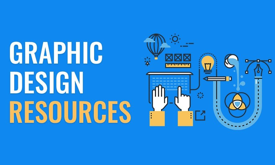 Graphic Design Resources for Digital Marketers