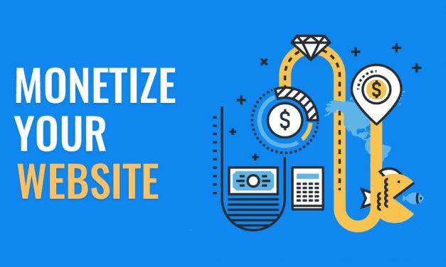 10 Ways to Monetize a Website (+ 5 Golden Rules)