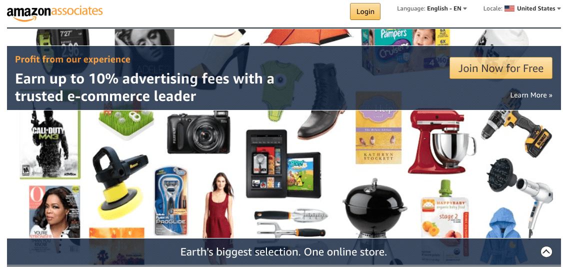 Please Stop Promoting the Amazon Affiliate Program