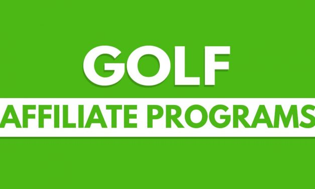Best Golf Affiliate Programs – TOP 13 Choices To Make The Most Money