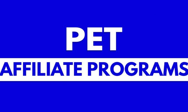 10 Best Pet Affiliate Programs