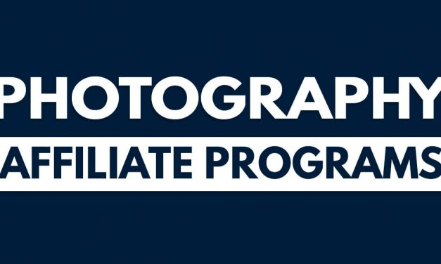 Top 10 Photography Affiliate Programs