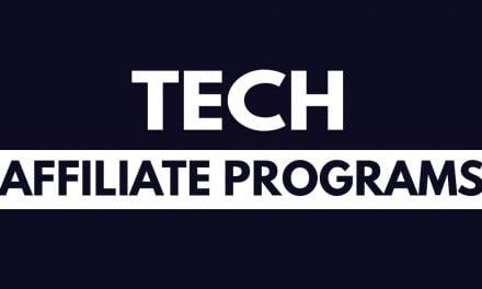 Top 10 Tech Affiliate Programs