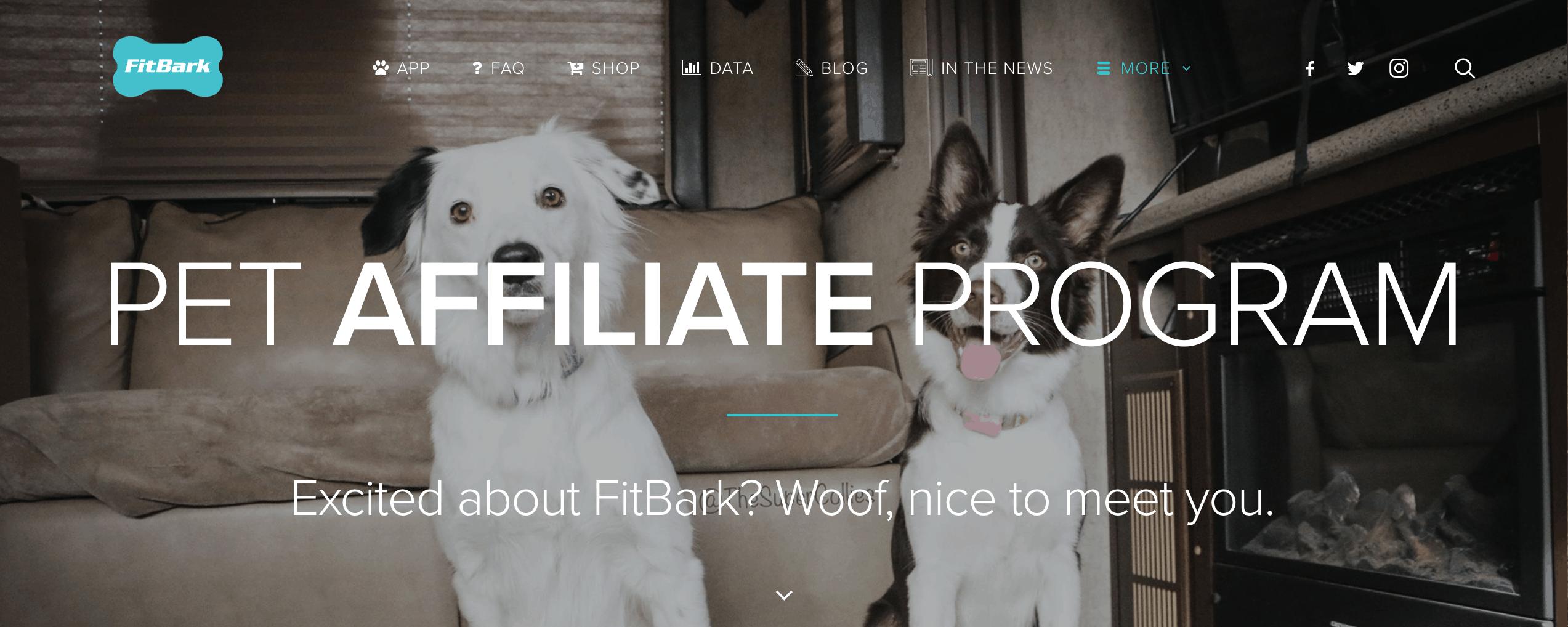 fitbark affiliate program