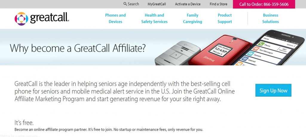 GreatCall Tech Affiliate Program