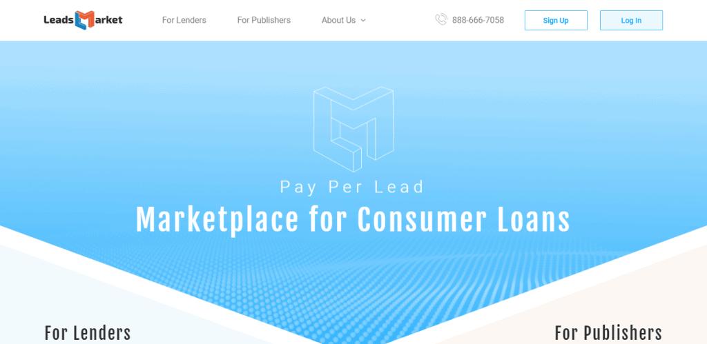 Leads Market Affiliate Network Program