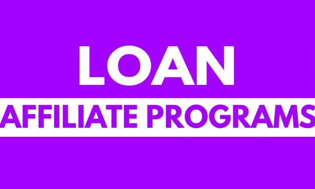 Best Loan Affiliate Programs