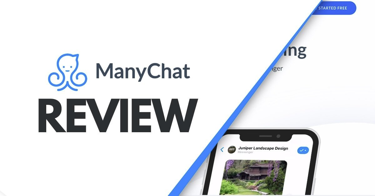 ManyChat Review: Is This the Best Facebook Messenger Bot?