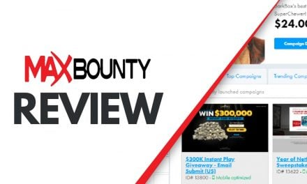 MaxBounty Review – How Does this CPA Network Rank?
