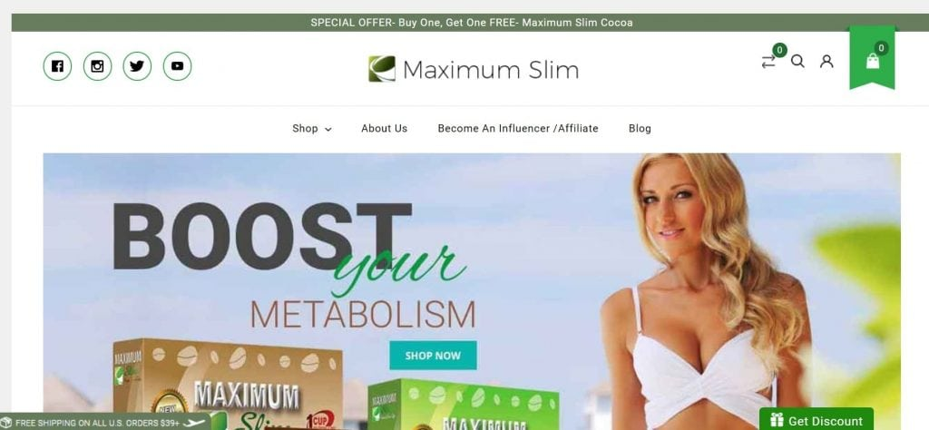 Maxium Slim Weight Loss