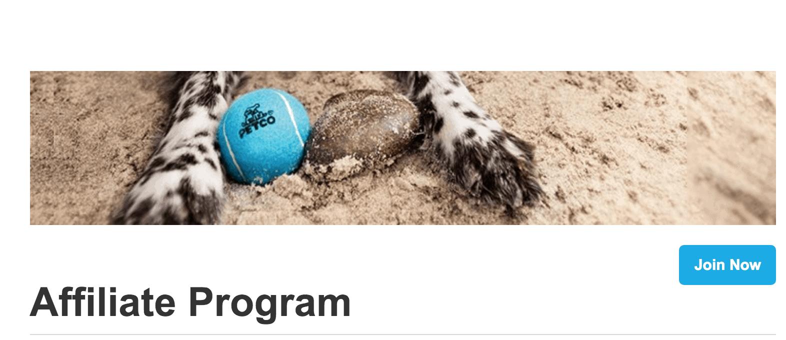 petco affiliate program