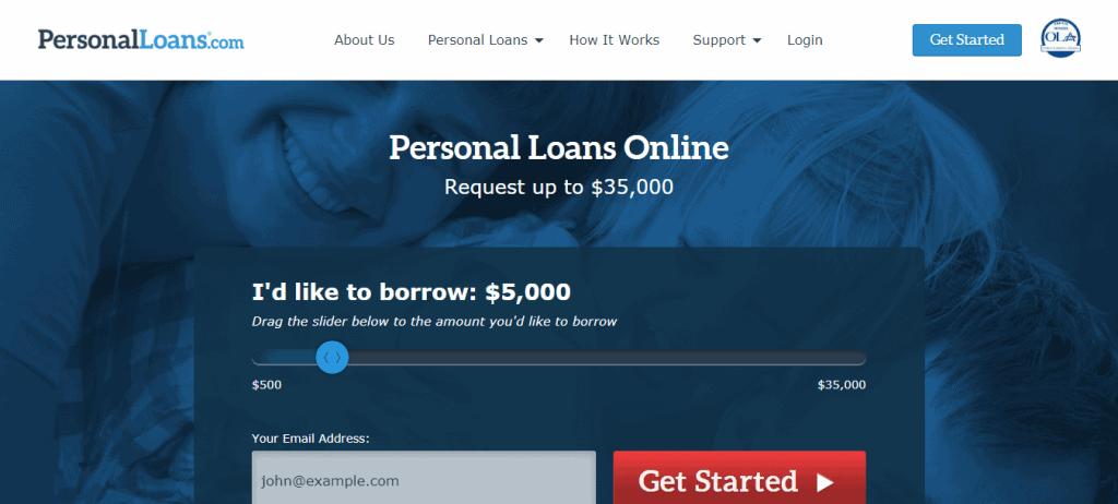 Personal Loans Affiliate Program