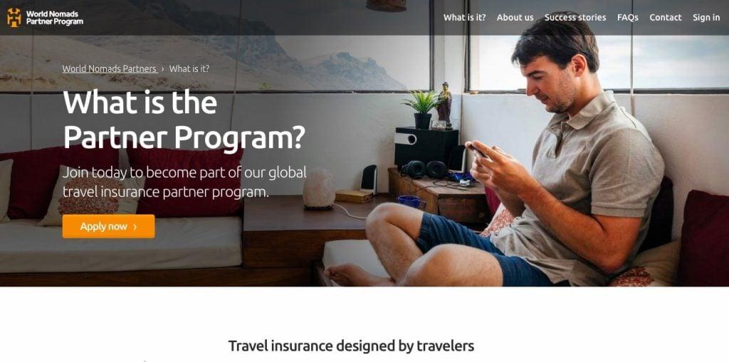 World Nomads Insurance Affiliate Program