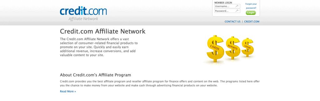 credit.com affiliate program