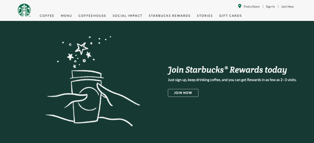 starbucks affiliate program