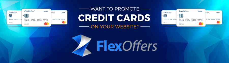 FlexOffers Credit Card Affiliate Program