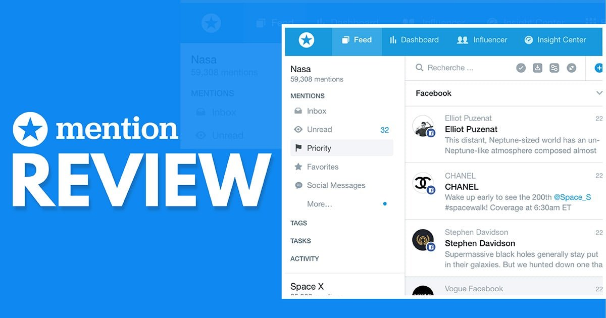 Mention Review – Is This The Right Social Marketing Tool For You?