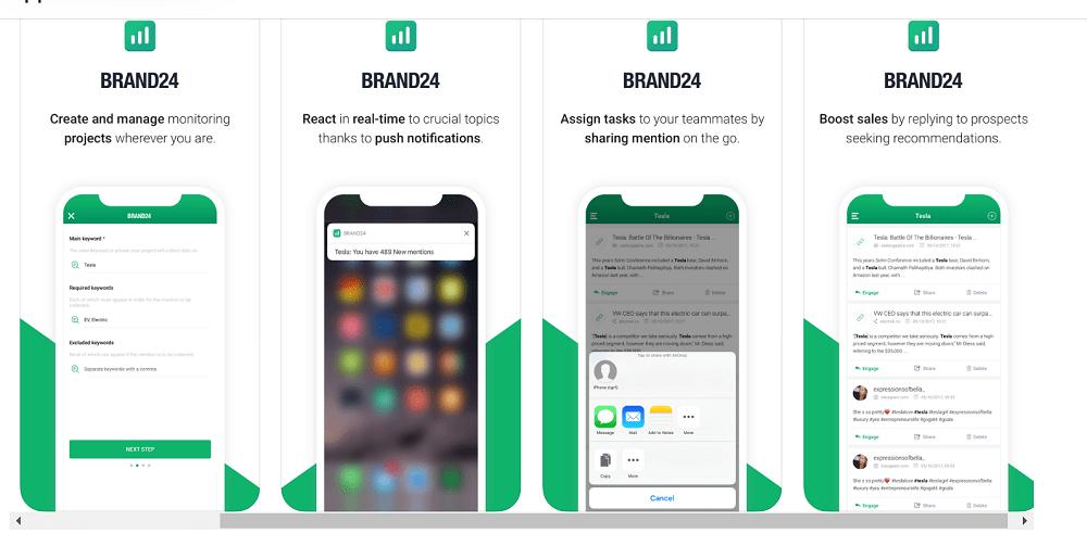 Brand24 Mobile App