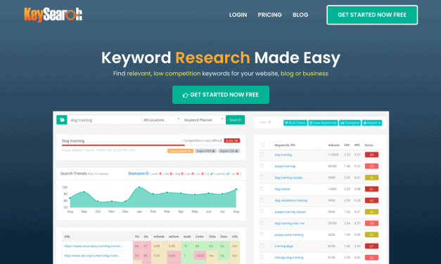 KeySearch Review – Is This Keyword Tool Worth The Cost?