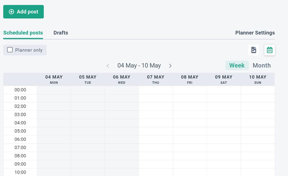 Onlypult Post Scheduling
