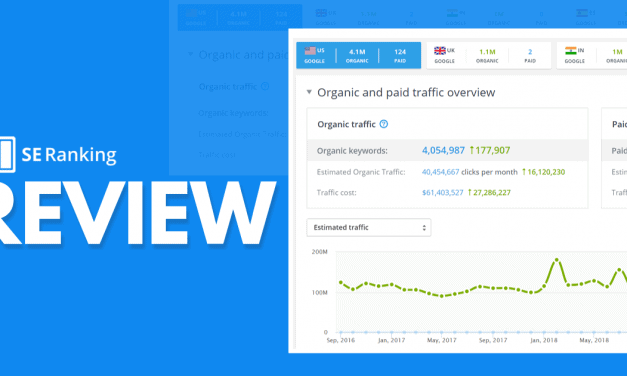 SE Ranking Review – Can This Marketing Platform Help Your SEO?