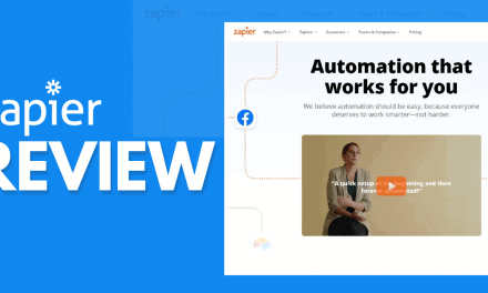 Zapier Review – Can This Tool Save You Time By Automating Your Workflows?