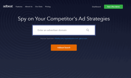 Adbeat Review – Using Your Competitors' Ads To Improve Your Own