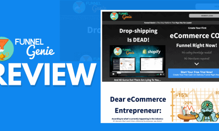 Funnel Genie Review – Is It The Right All-In-One Dropshipping Solution For You?