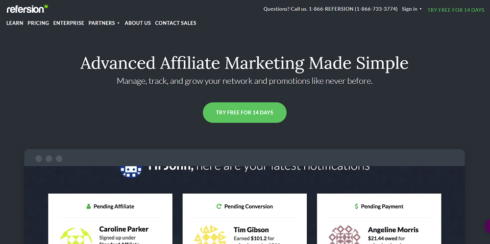 Refersion Review – Is This The Right Platform For Your Affiliate Program?