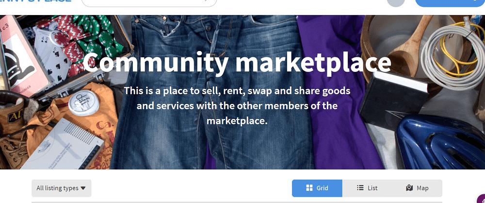 Sharetribe Preview Site
