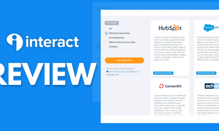 Interact Quiz Review – A Tool For Improving User Engagement