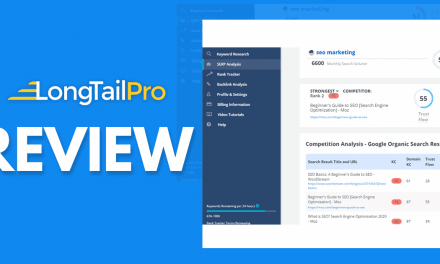 Long Tail Pro Review – Is This Your Perfect Keyword Partner?