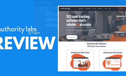 Authority Labs Review – Is This Keyword Tracking Tool Worth It?