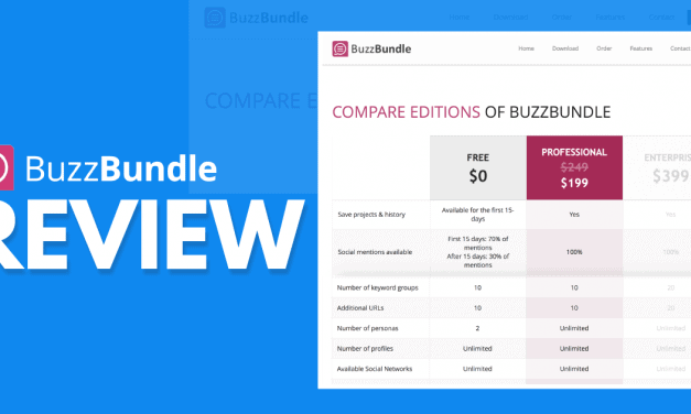 BuzzBundle Review – Can This SMM Tool Help You Generate More Traffic?