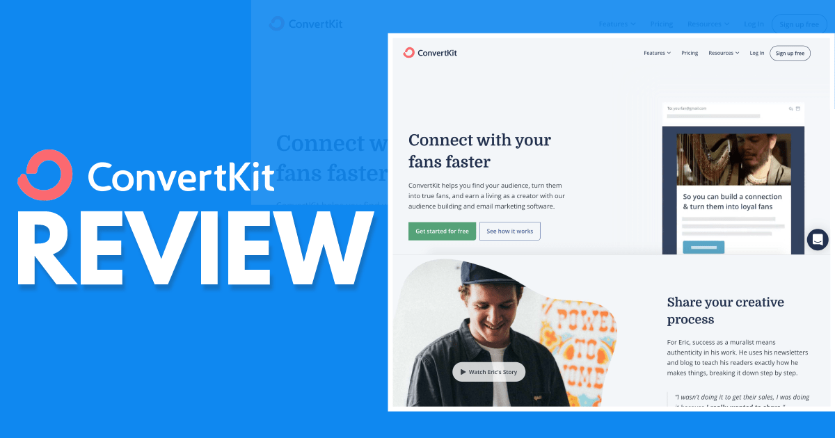 ConvertKit Review – Does It Have The Email Marketing Tools You Need?