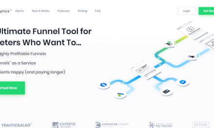 Funnelytics Review – Map And Track Marketing Funnels