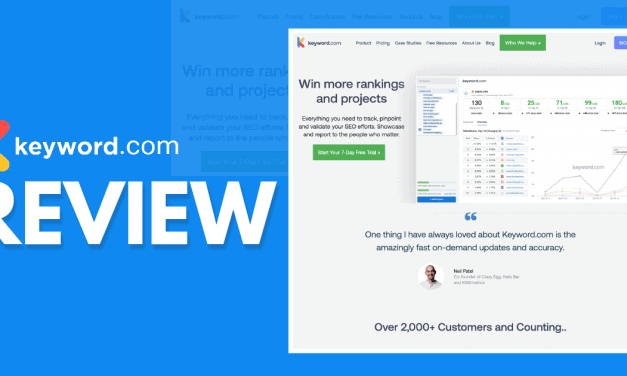 Keyword.com Review (Formerly SerpBook) – How Does This SEO Tool Measure Up?