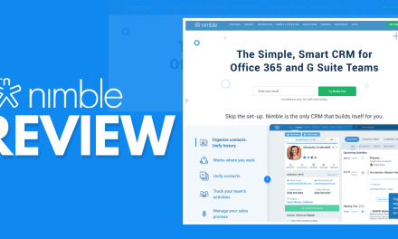 Nimble CRM Review – Is This CRM Tool What You Need?