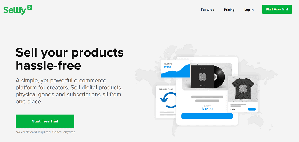 Sellfy Review – Is Selling Digital Items On This Platform Worth It?