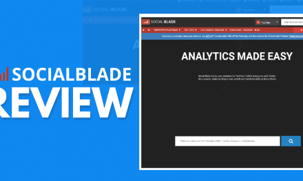 Social Blade Review – Can It Provide Solid Analytics For Your YouTube Videos?