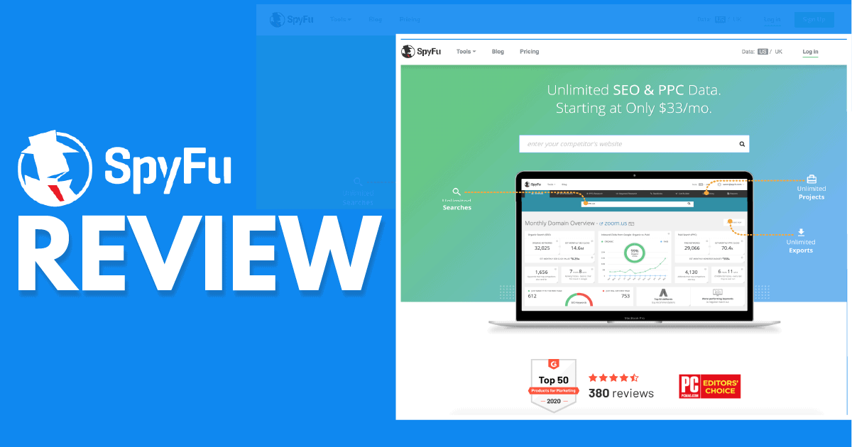 SpyFu Review- How Does This Spy Tool Stack Up?