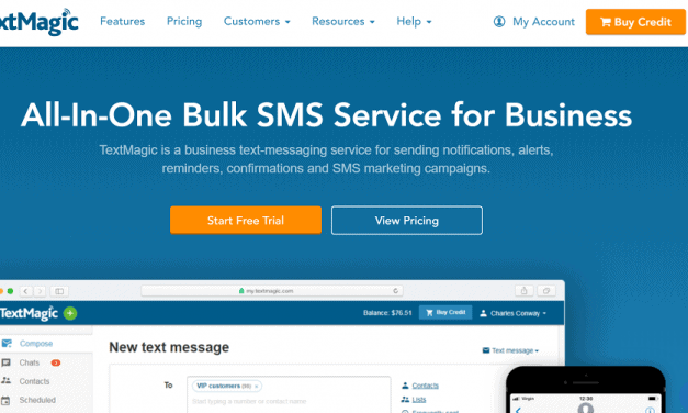 TextMagic Review – Is This SMS Marketing Solution A Good Choice?