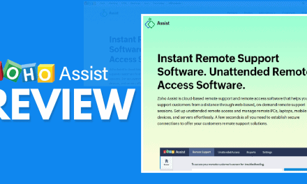 Zoho Assist Review – Does It offer The Support You Need?