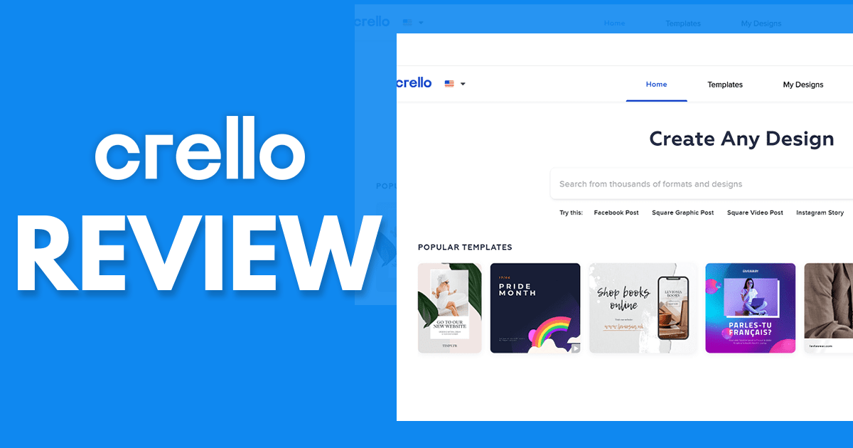 Crello Review – Will This Tool Help You Create Excellent Visuals?