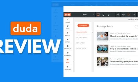 Duda Review – Should You Use This Website Builder?