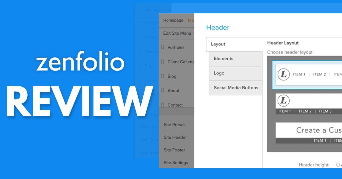 Zenfolio Review – An Online Portfolio And Website Builder For Photographers