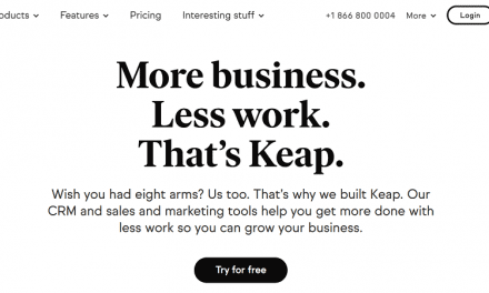 Keap Review – Is This Really An All-In-One CRM Software?