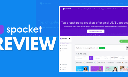 Spocket Review – Should You Use This Dropshipping App?