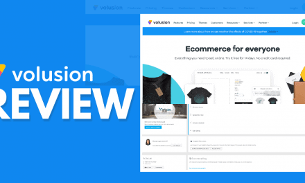 Volusion Review – Is It A Worthy eCommerce Platform?