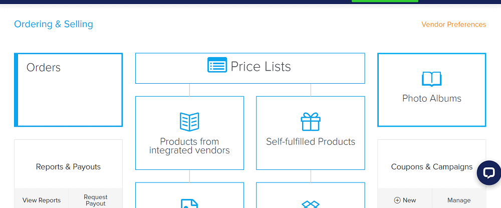 Zenfolio Selling Tools